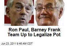 Just say no to all drugs--Full Disclosure Needed About Psychiatric Drugs That Shorten Life    Ron-paul-barney-frank-team-up-to-legalize-marijuana