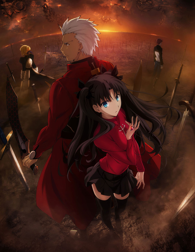Fate/stay night: Unlimited Blade Works 11e67fdeed3d5c675e06e57a0246a0961406469526_full