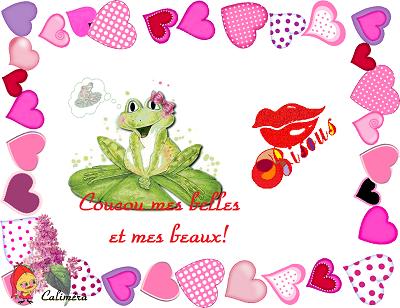 Vendredi 25  novembre Coucou_me_voila-grenouille-bisous-lilas
