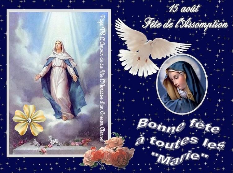 ++++Fête de L'Assomption de la Très Sainte Vierge Marie++++ Assomption_005
