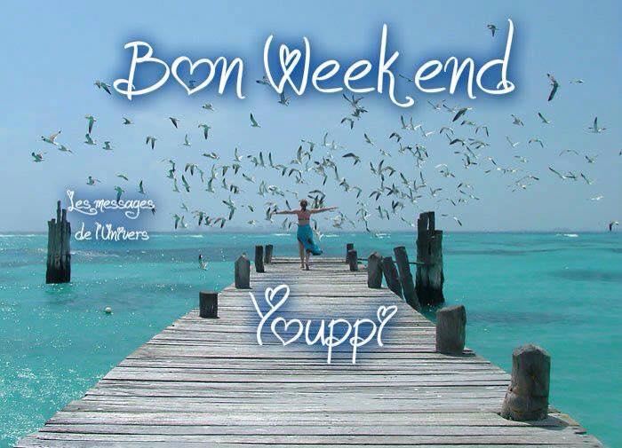 Bon Week end Youppi