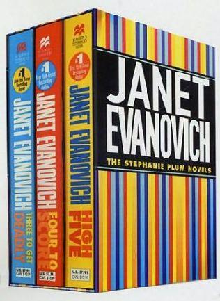 Stephanie Plum de Janet Evanovitch C13250