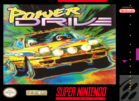 150 SNES games reviewed  - Page 3 Power-drive-europe-enfrdeespt