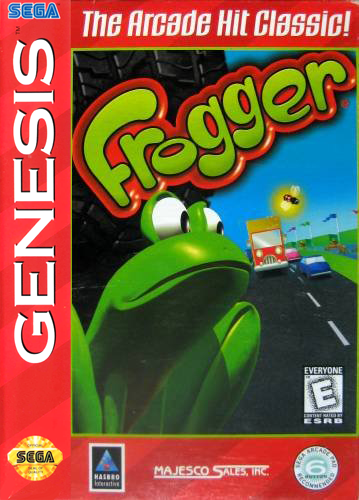 Judge a game by its cover - Page 5 Frogger-usa