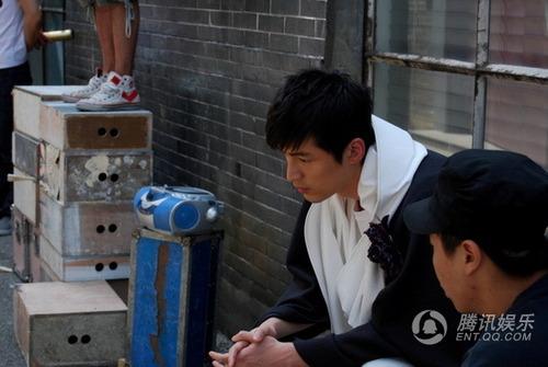 [Album] Blue Ray - Hu Ge (192Kbps) 584104_500x500_192