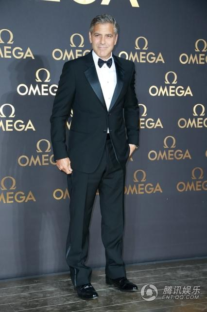 George Clooney expected in Shanghai on 16 May 2014 for Omega celebration - Page 4 9450029_640x640_281
