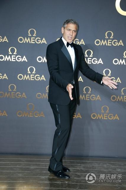 George Clooney expected in Shanghai on 16 May 2014 for Omega celebration - Page 4 9450031_640x640_281