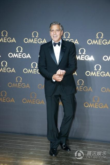George Clooney expected in Shanghai on 16 May 2014 for Omega celebration - Page 4 9450032_640x640_281