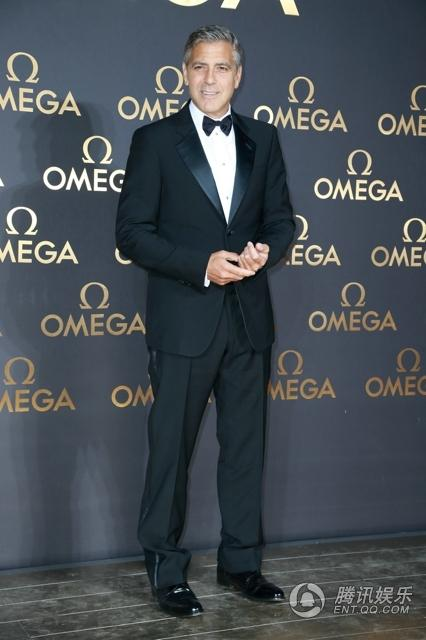 George Clooney expected in Shanghai on 16 May 2014 for Omega celebration - Page 4 9450033_640x640_281