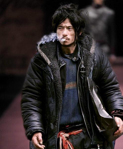 犀利哥, 被称为中国最酷的男人 29582062