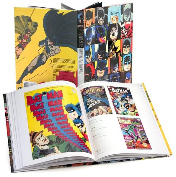 Batman: Cover to cover 9781401206598_p2_v1_s600