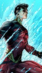 1. Super-héros Aqualad
