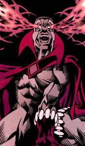 1. Super-héros Bloodwynd