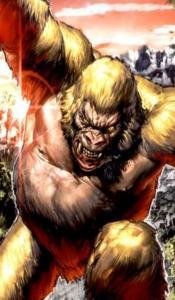 1. Super-héros Congo_Bill