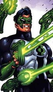 1. Super-héros Kyle_Rayner