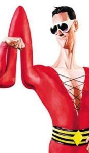 1. Super-héros Plastic_Man