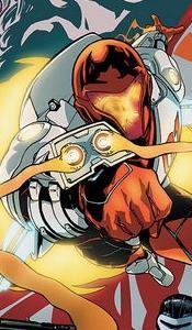 1. Super-héros Rocket_Red