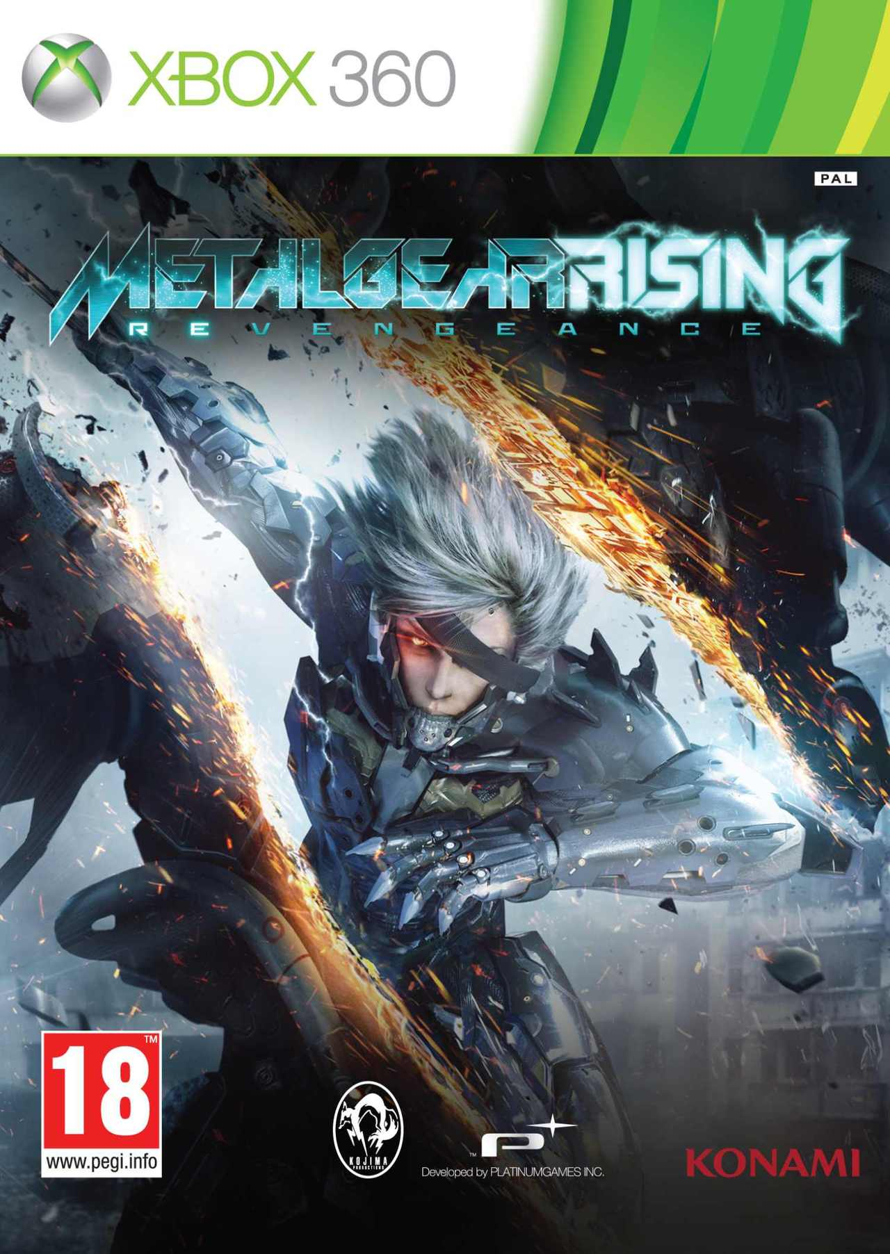Les prochaines sorties - Page 22 Metal_Gear_Rising_-_Revengeance_XBOX_360