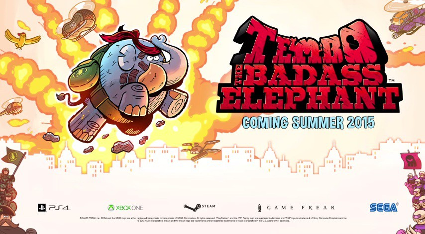 Tembo The Badass Elephant, le projet commun de Game Freak et Sega ! Tembo_the_badass_elephant