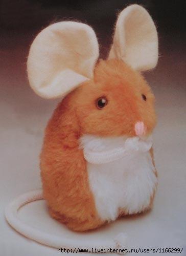 Мастер - классы 18007051_mouse