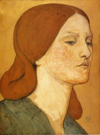 Музы, избранницы художников 20990766_Rossetti_Dante_Gabriel_Portrait_of_Elizabeth_Siddal3_22