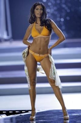 «Мисс Вселенная-2008»: американка опять упала, россиянка — в 29030118_1216152915_1216020470_0924_266x400