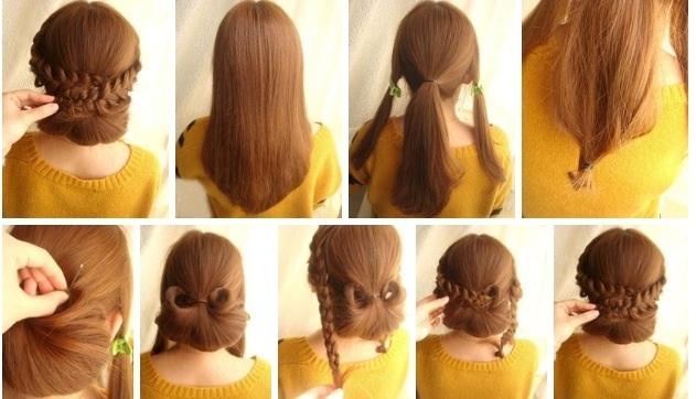 Причёски   укладки. 104445037_large_image