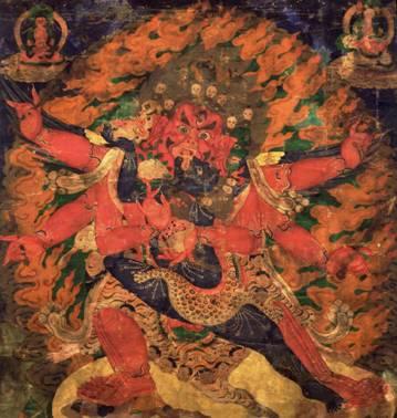 Будда Хаягрива 104087337_2851019_image049