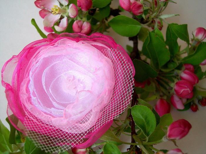Шифоновые цветы 44904395_shifonovuyy_cvetok_15