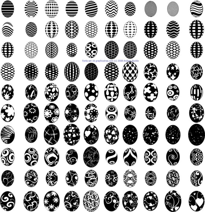 AndrewBuckle-EasterEggShapes-2008 (678x700, 445Kb)