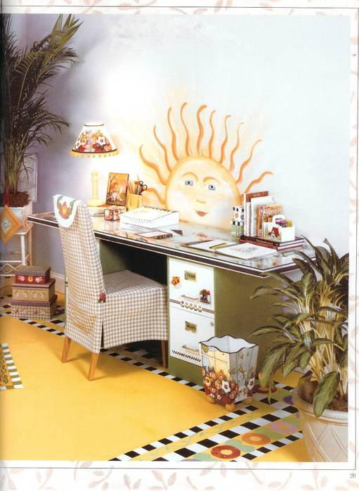 Идеи для детской комнаты 50225806_31