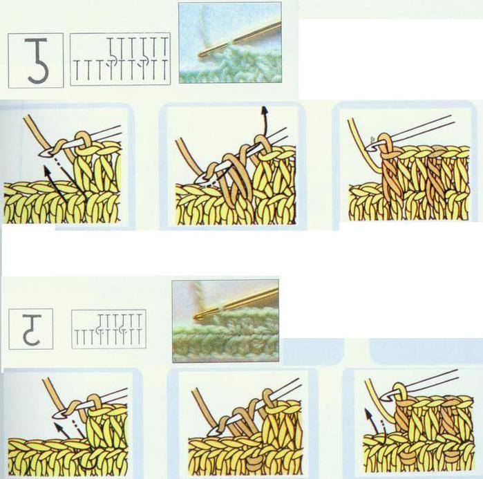 Условные обозначения и как вязать по японским журналам 50951010_p33
