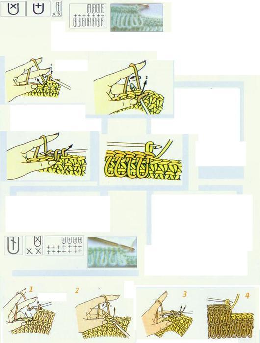 Условные обозначения и как вязать по японским журналам 50951078_p36