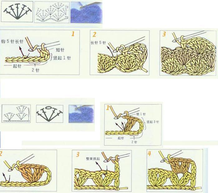 Условные обозначения и как вязать по японским журналам 50951831_p20