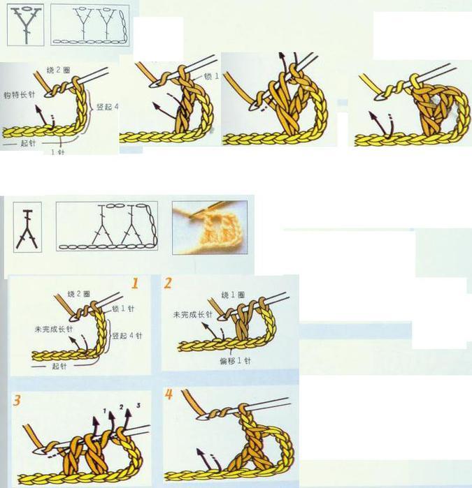 Условные обозначения и как вязать по японским журналам 50952482_p31