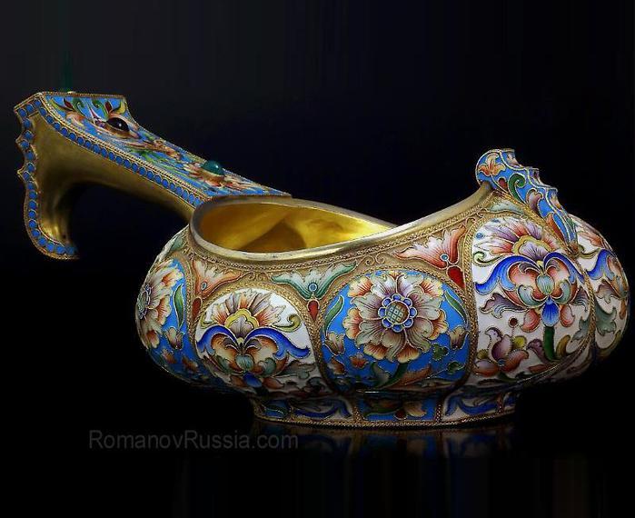 Русское антикварное серебро 57033527_romanov_russia_ltd