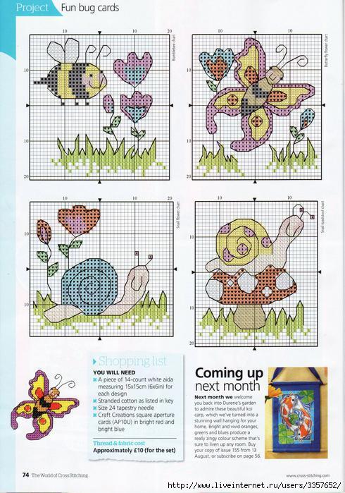 Много..... 57505434_World_of_cross_stitching_154_045