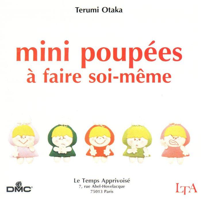 Крошечные куколки. Книга с выкройками 62118631_4