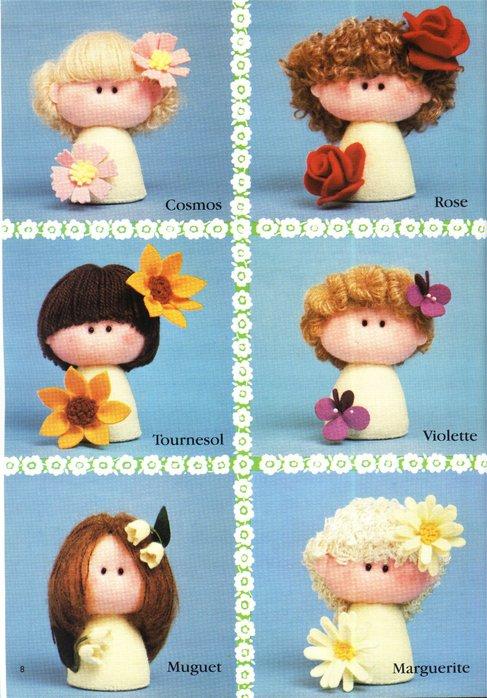 Крошечные куколки. Книга с выкройками 62120087_14