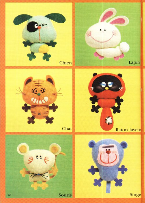 Крошечные куколки. Книга с выкройками 62120439_38