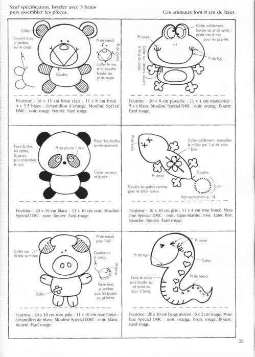 Крошечные куколки. Книга с выкройками 62120607_41