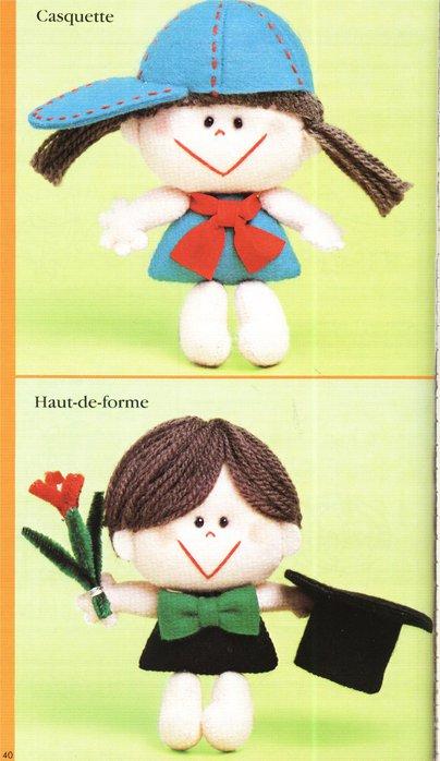 Крошечные куколки. Книга с выкройками 62121006_47