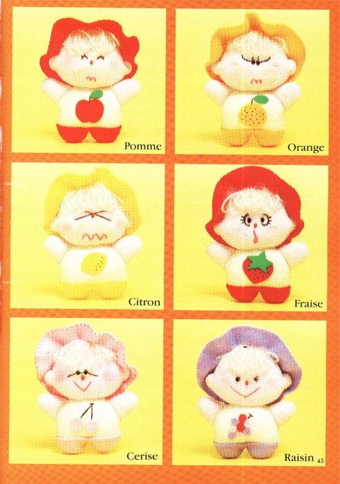 Крошечные куколки. Книга с выкройками 62122926_52