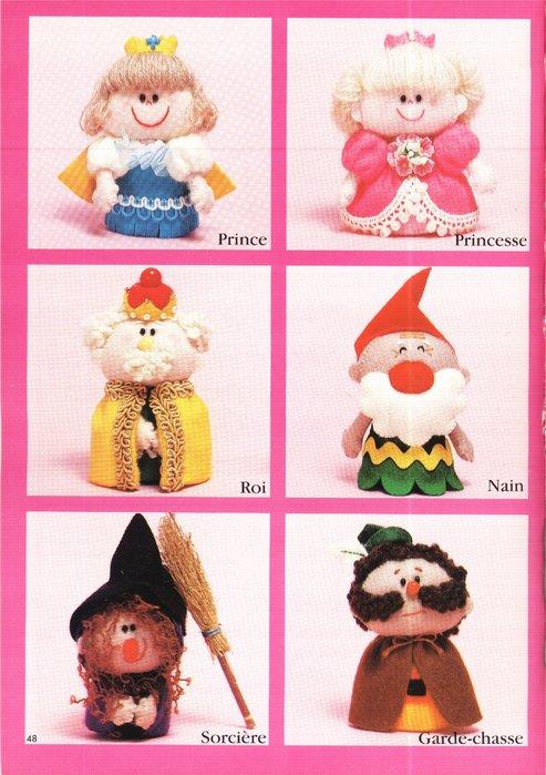 Крошечные куколки. Книга с выкройками 62123326_55