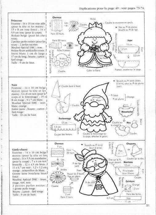 Крошечные куколки. Книга с выкройками 62123886_58
