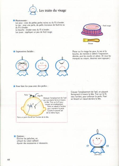 Крошечные куколки. Книга с выкройками 62125658_75