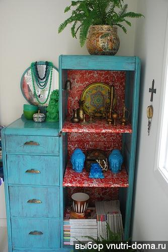 Голубой,бирюзовый,синий в декоре 62958039_bykimhas6cats