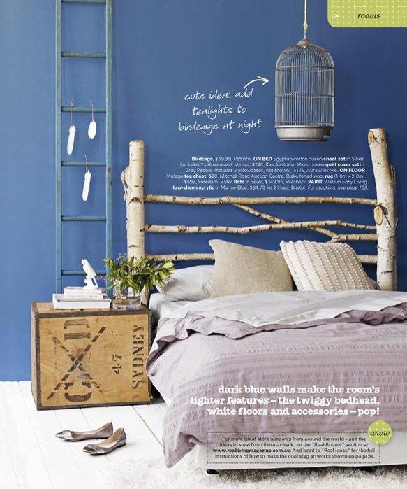 Голубой,бирюзовый,синий в декоре 62958114_branch01