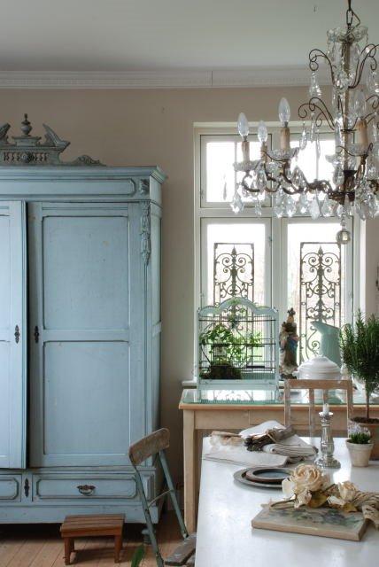 Голубой,бирюзовый,синий в декоре 63012122_franske_stemniger