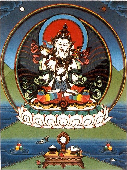Сердечная Практика Гуру, Устраняющая все препятствия. 59239613_0006